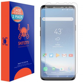 Skinomi Folia ochronna do Samsung S9 Mattowa - 2 szt.