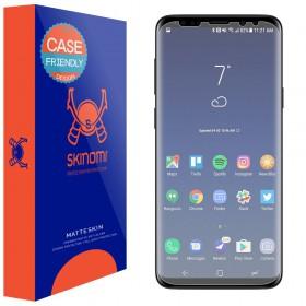 Skinomi Folia ochronna do Samsung S9+ Matowa - 2 szt.