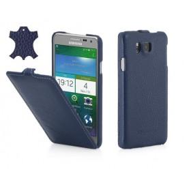 Etui Samsung Alpha - UltraSlim, navyblue