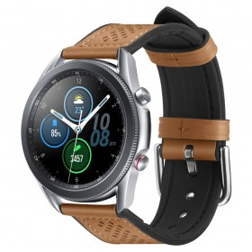 SPIGEN RETRO FIT BAND SAMSUNG GALAXY WATCH 3 45MM BROWN