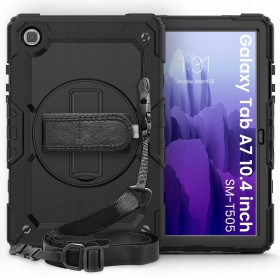 TECH-PROTECT SOLID360 GALAXY TAB A7 10.4 T500/T505 BLACK