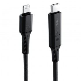 KABEL SPIGEN LIGHTNING NA USB-C MFI PD100W/2A 100CM
