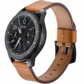 TECH-PROTECT HERMS SAMSUNG GALAXY WATCH 3 41MM BROWN