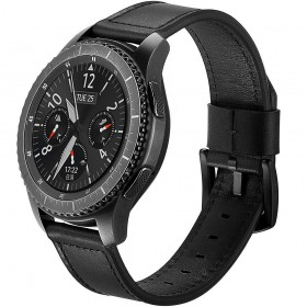 TECH-PROTECT HERMS SAMSUNG GALAXY WATCH 3 45MM BLACK