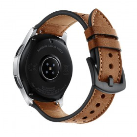 PASEK TECH-PROTECT LEATHER SAMSUNG GALAXY WATCH 3 41MM