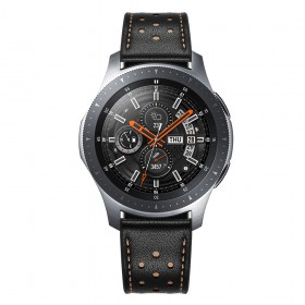 PASEK TECH-PROTECT LEATHER SAMSUNG GALAXY WATCH 46MM