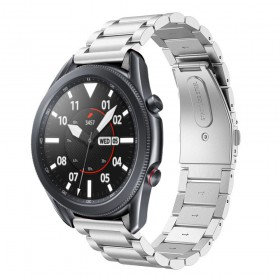TECH-PROTECT STAINLESS SAMSUNG GALAXY WATCH 3 41MM SILVER
