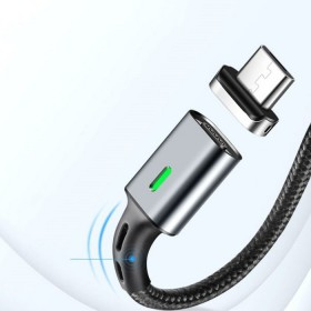 KABEL MAGNETYCZNY ELOUGH E05 USB-C 100CM/3A