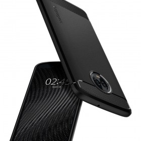 SPIGEN RUGGED ARMOR MOTOROLA MOTO G6 PLUS BLACK