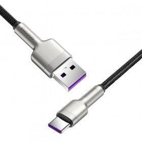 KABEL BASEUS METAL USB-C 100CM