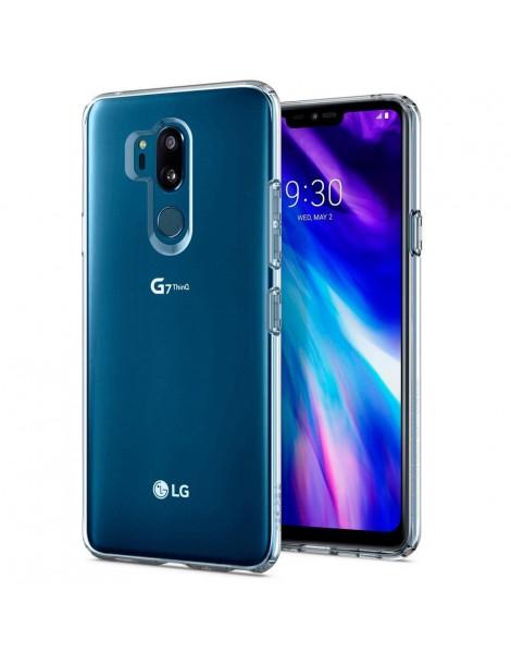 SPIGEN LIQUID CRYSTAL LG G7 THINQ CRYSTAL CLEAR-128594