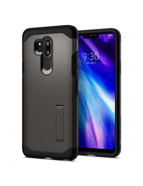 SPIGEN TOUGH ARMOR LG G7 THINQ GUNMETAL-128624