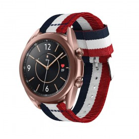 TECH-PROTECT WELLING SAMSUNG GALAXY WATCH 3 41MM NAVY/RED