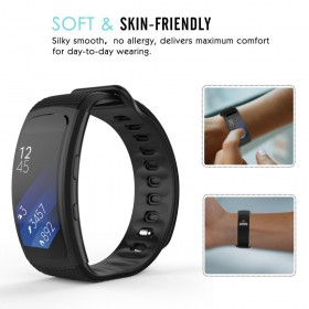 PASEK TECH-PROTECT SMOOTH SAMSUNG GEAR FIT/FIT 2 PRO