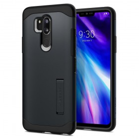 SPIGEN SLIM ARMOR LG G7 THINQ METAL SLATE-126088