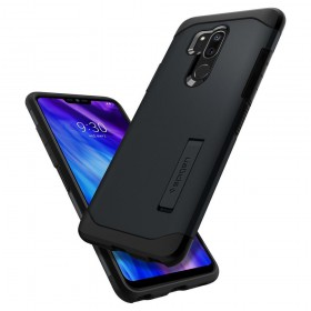 SPIGEN SLIM ARMOR LG G7 THINQ METAL SLATE