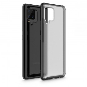 TECH-PROTECT HYBRIDSHELL GALAXY A42 5G FROST BLACK