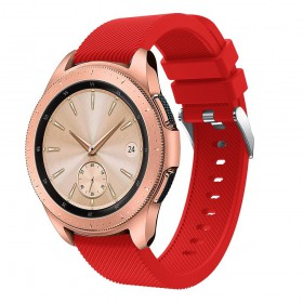 TECH-PROTECT SMOOTHBAND SAMSUNG GALAXY WATCH 42MM RED