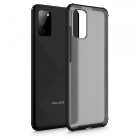 TECH-PROTECT HYBRIDSHELL GALAXY A02S FROST BLACK
