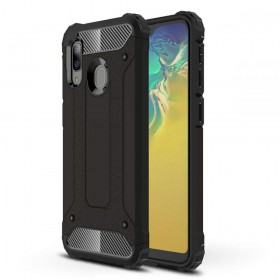 TECH-PROTECT XARMOR GALAXY A20E BLACK