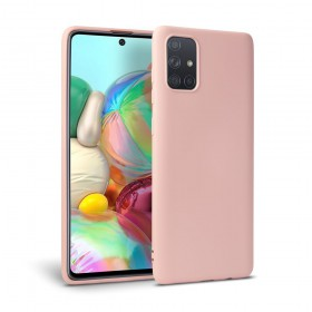 "TECH-PROTECT ICON GALAXY A51 ""5G"" PINK"