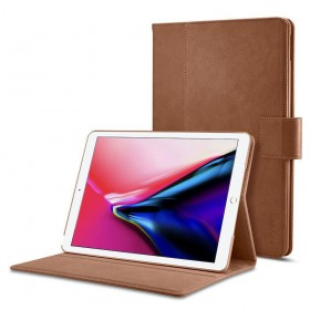 SPIGEN STAND FOLIO IPAD 9.7 2017/2018 BROWN-129273