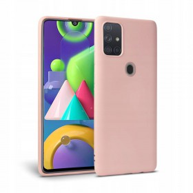 TECH-PROTECT ICON GALAXY M21 PINK