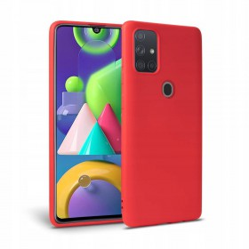 TECH-PROTECT ICON GALAXY M21 RED