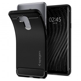 SPIGEN RUGGED ARMOR LG G7 THINQ BLACK