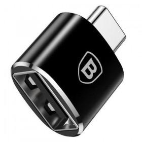 BASEUS ADAPTER TYPE-C TO USB/OTG BLACK-127720