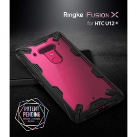 RINGKE FUSION X HTC U12+ PLUS BLACK