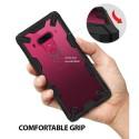 RINGKE FUSION X HTC U12 PLUS BLACK-130259