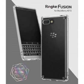 RINGKE FUSION BLACKBERRY KEYTWO/KEY2 CRYSTAL VIEW