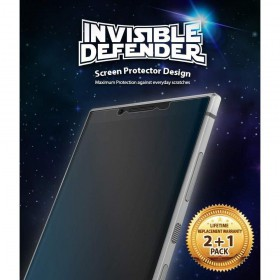 FOLIA OCHRONNA RINGKE INVISIBLE DEFENDER BLACKBERRY KEYTWO/KEY2