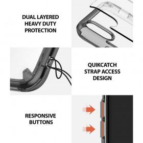 Opaska sportowa Fitbit Alta HR rozmiar L Black