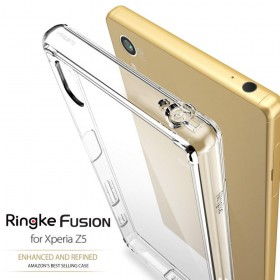 RINGKE FUSION XPERIA Z5 CRYSTAL VIEW
