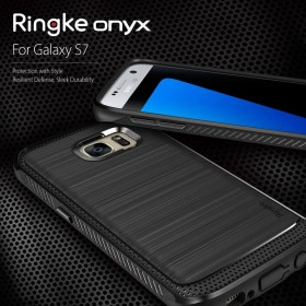 RINGKE ONYX GALAXY S7 BLACK