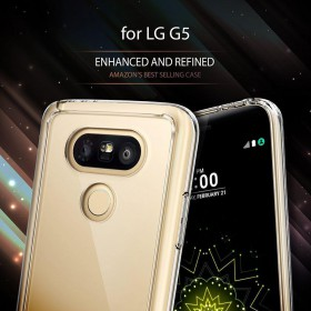 RINGKE FUSION LG G5 CRYSTAL VIEW
