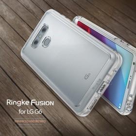 RINGKE FUSION LG G6 CRYSTAL VIEW