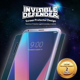 FOLIA OCHRONNA RINGKE INVISIBLE DEFENDER LG V30