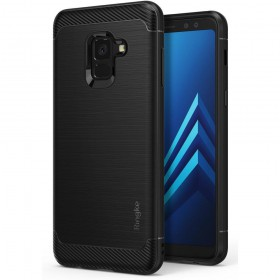 RINGKE ONYX GALAXY A8 2018 BLACK-125229