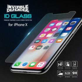 SZKŁO HARTOWANE RINGKE ID-3PACK IPHONE X/10 CLEAR