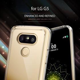 RINGKE FUSION LG G5 SMOKE BLACK
