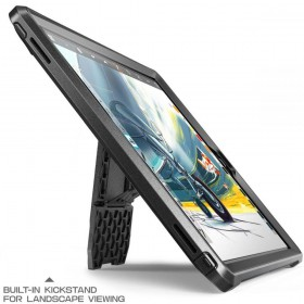 SUPCASE UNICORN BEETLE IPAD 9.7 2017/2018 BLACK