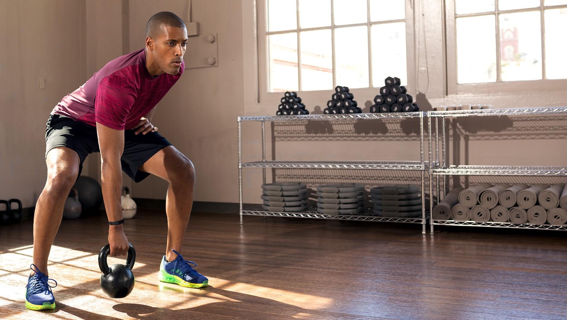 Fitbit alta hr fitness cardio siłownia