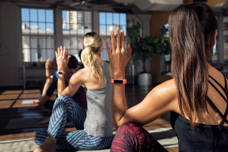 Opaska do ćwiczeń fitnness fitbit alta