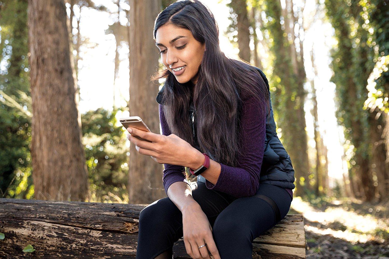 fitbit alta powiadomienia z telefonu