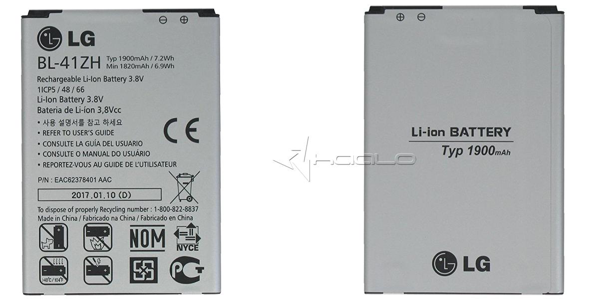bateria LG L50 L Fino Joy Leon BL-41ZH