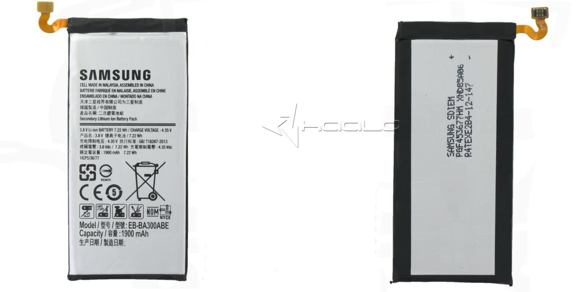 Oryginalna bateria do Samsung A3 A300 2015