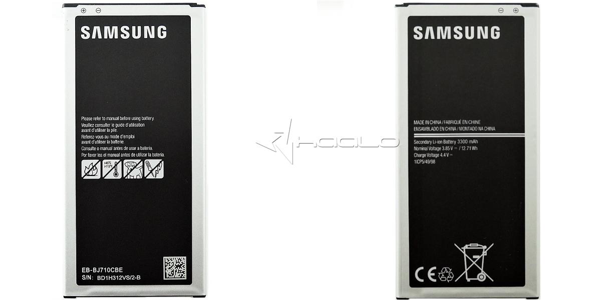 bateria Samsung Galaxy J7 2016 J710F EB-BJ710CBE